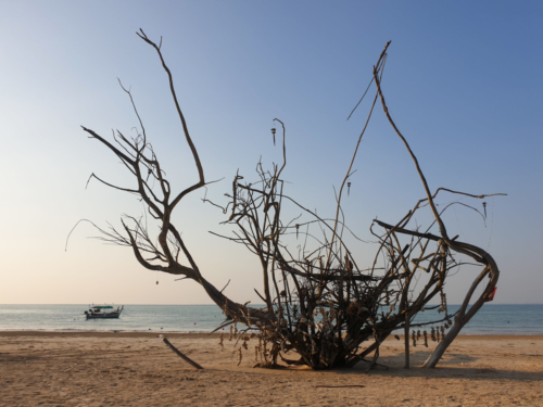 Thai Beach Art