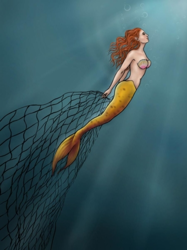 The Little Mermaid Escapes