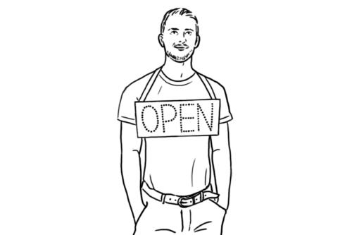 Open Upper Body